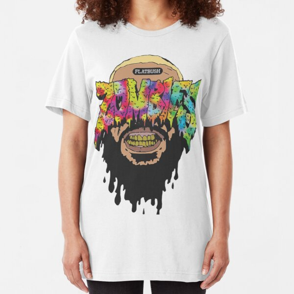 Smile Zombies Slim Fit T-Shirt