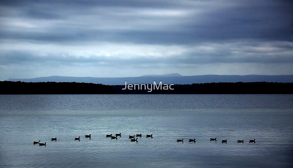Before the Rain..... by JennyMac