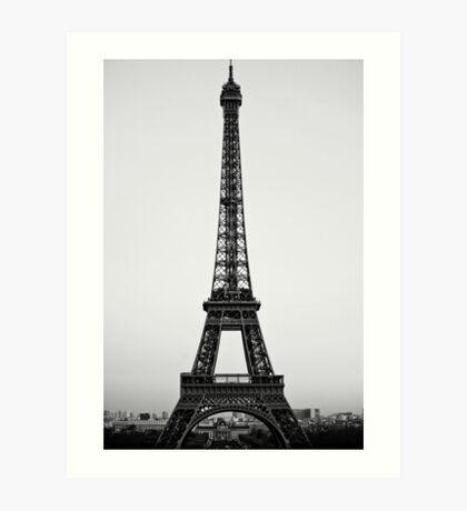 Tour Eiffel (Paris, France) Art Print