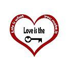 «El amor es la clave» de Colin Majury