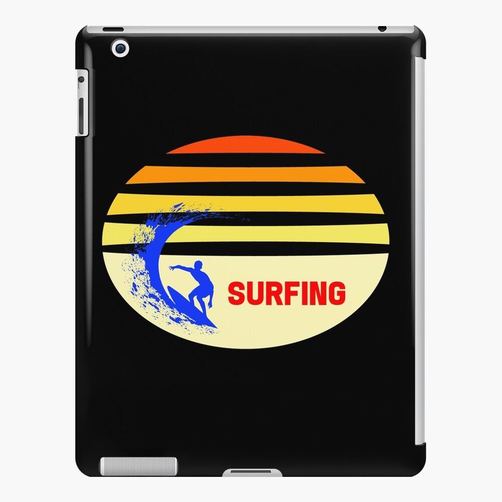 Surf surf surfistas surf tabla surf ola regalo Funda y vinilo para iPad