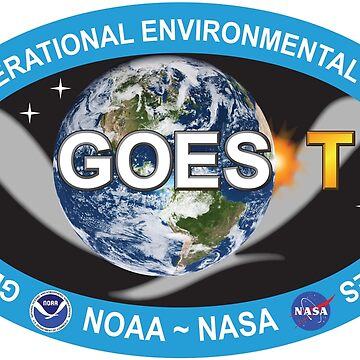 GOES-T Logo by Quatrosales