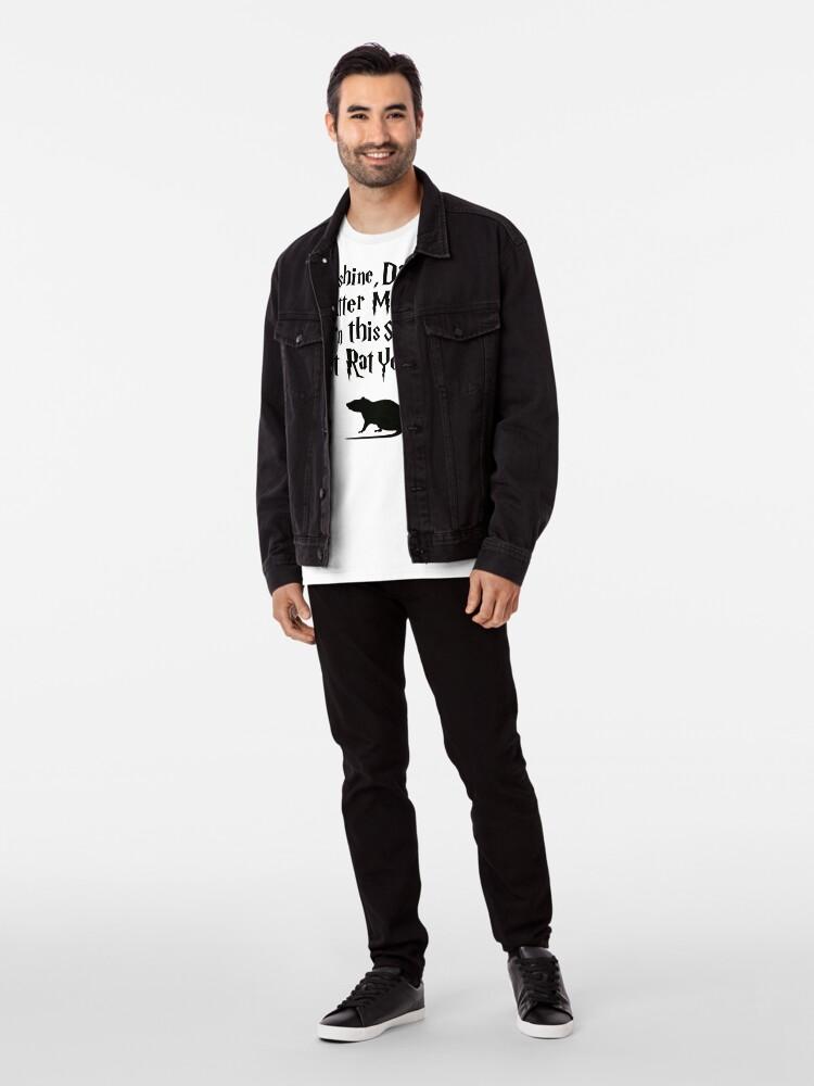 Alternative Ansicht von Sonnenschein, Gänseblümchen Premium T-Shirt