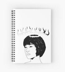 Seven Devils Spiral Notebook