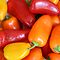 TriColor - Red, Orange and Yellow - Fiery Hot Colors
