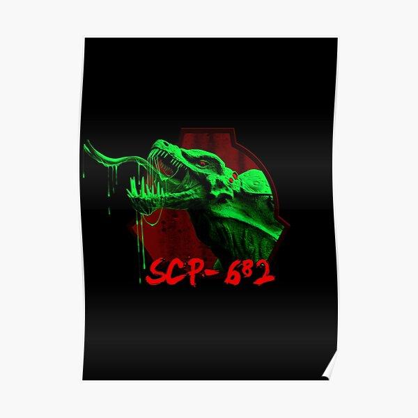 SCP-682 (Volgun) Poster
