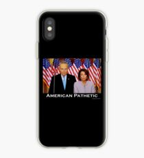 American Pathetic iPhone Case