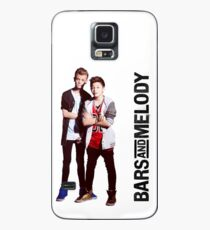 Bars and melody Case/Skin for Samsung Galaxy