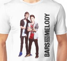 Bars and melody Unisex T-Shirt