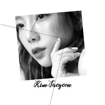Kim Taeyeon by nurfzr