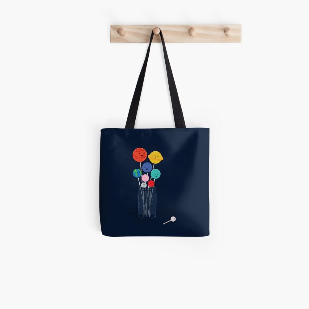 Planet Pops Tote Bag