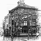 The Hobgoblin Public House Brighton by Dorothy Berry-Lound