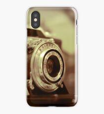 Vintage Zeiss Ikon film camera iPhone Case/Skin