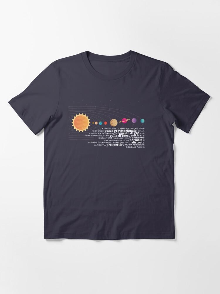 Alternate view of Douglas Adams Citazione ITA Essential T-Shirt