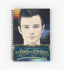 The Land of Colfer Spiral Notebook