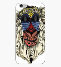Ornate Color Rafiki iPhone Case