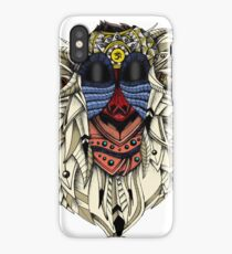 Ornate Color Rafiki iPhone Case/Skin