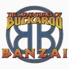 Adventures of Buckaroo Banzai by Hedrin