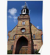 Leistadt Church Poster