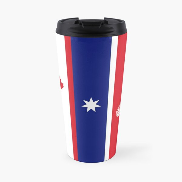 The Five Eyes Travel Mug