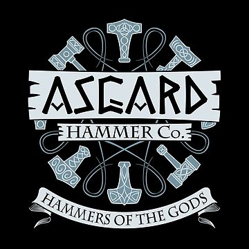 Asgard Hammer Co. by DoodleDojo
