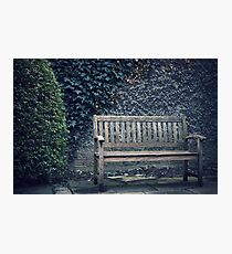 waiting for you. . . Photographic Print