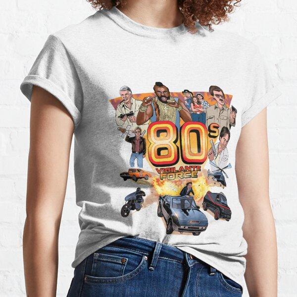 80's Vigilante Force Classic T-Shirt