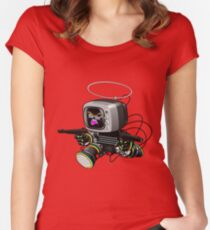 ZED HEX v1.0 Women's Fitted Scoop T-Shirt