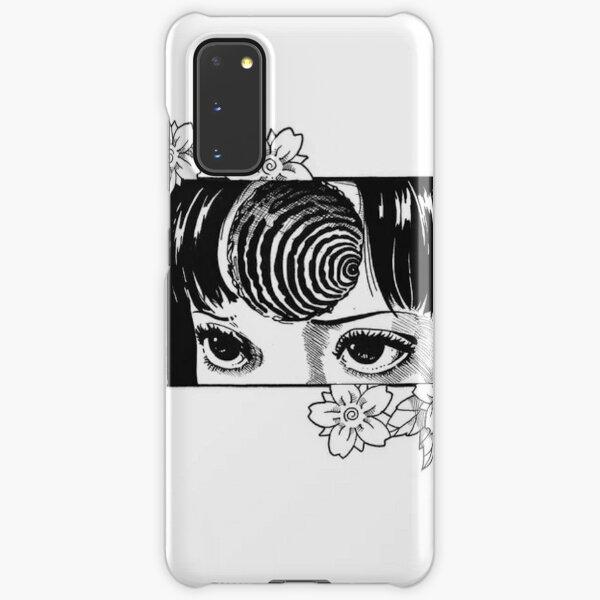 Junji Ito- Floral Passion  Samsung Galaxy Snap Case