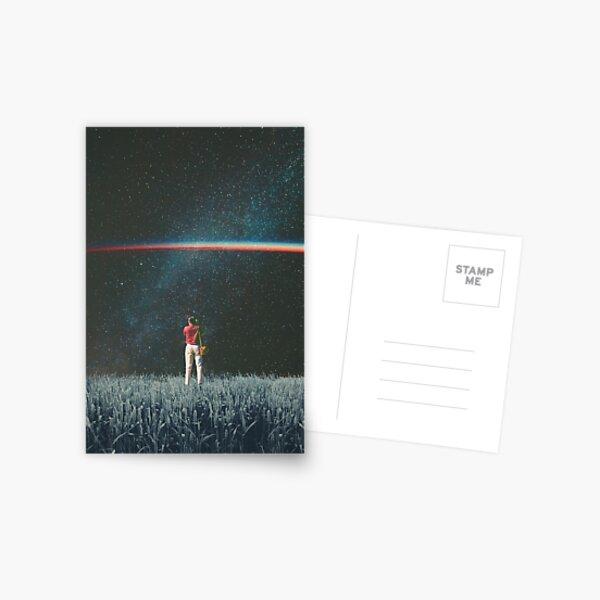 Saw The Light Postcard