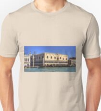 Doge's Palace from the Giudecca Canal Unisex T-Shirt