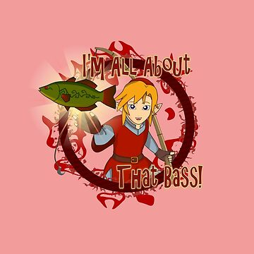 All About That Bass - Red Link by GeekyAngel