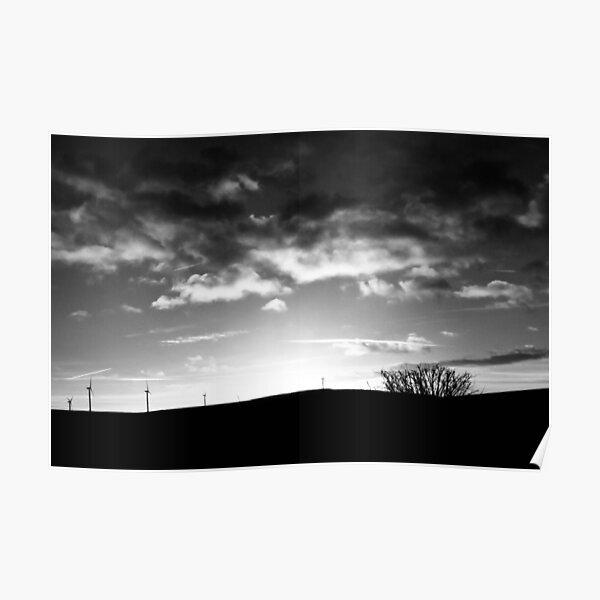 Wind Farm Wall Art | Redbubble