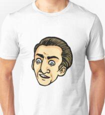Menacing Cage T-Shirt
