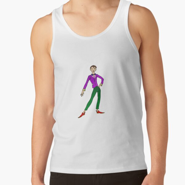 Percy, The Gay Coloring Book Tank Top