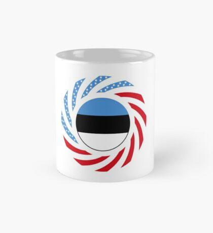 Estonian American Multinational Patriot Flag Series Mug