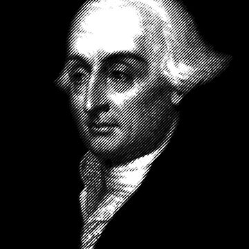 mathematician Lagrange, portrait by kislev