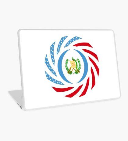 Guatemalan American Multinational Patriot Flag Series Laptop Skin