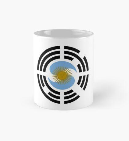 Korea Argentinian Multinational Patriot Flag Series Mug