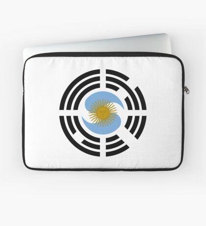 Korea Argentinian Multinational Patriot Flag Series Laptop Sleeve