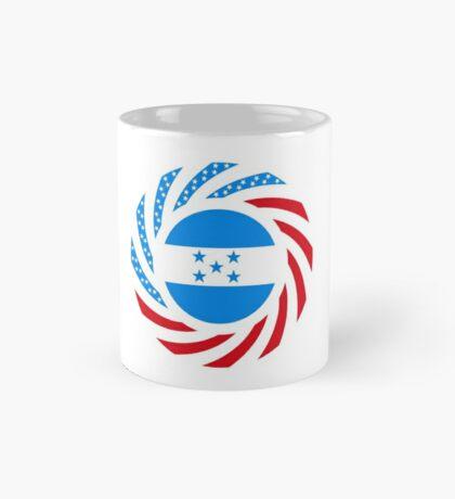 Honduran American Multinational Patriot Flag Series Mug