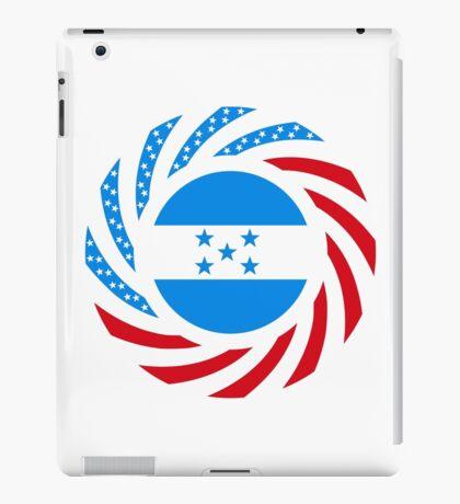 Honduran American Multinational Patriot Flag Series iPad Case/Skin
