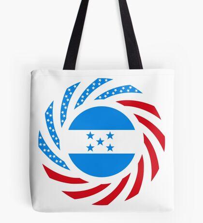 Honduran American Multinational Patriot Flag Series Tote Bag
