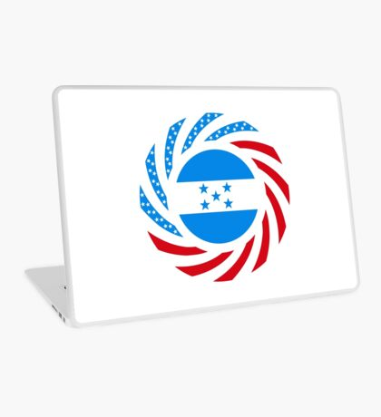 Honduran American Multinational Patriot Flag Series Laptop Skin
