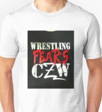 Wrestling fears CZW T-Shirt