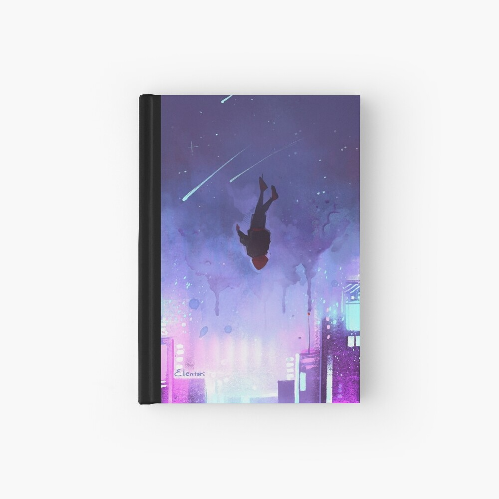 What's Up Danger Hardcover Journal