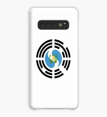 Korean Guatemalan Multinational Patriot Flag Series Case/Skin for Samsung Galaxy