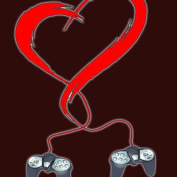 Game of Love, Love games, Valentine's Day Gift, love romance by MDAM