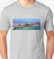 The Busy Port of Venice Unisex T-Shirt