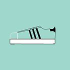 Low Top Stripe by bunhuggerdesign